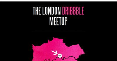 The London Dribbble Meetup