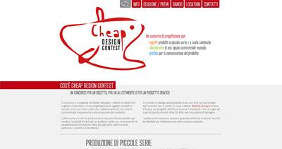 Cheap design contest