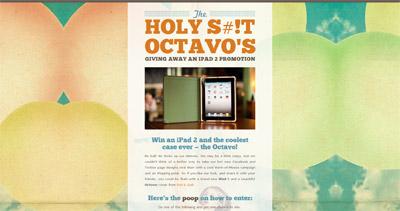 The Holy S#!T Octavo's
