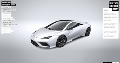 Awesome Concept Cars