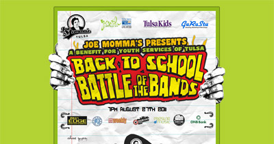 Joe Momma's Battle of the Bands