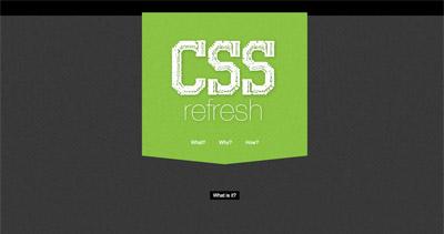 CSSrefresh