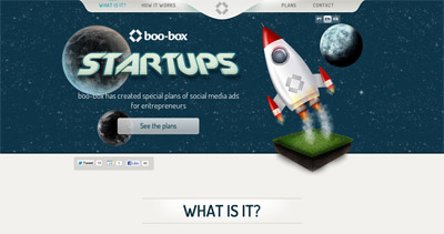boo-box for startups