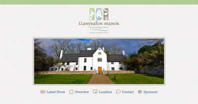 Llanyrafon Manor - Rural Heritage Centre