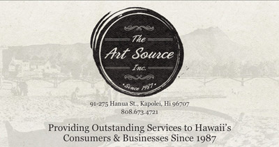 The Art Source, Inc.