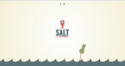 Salt Pop Up Bar