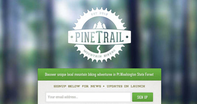 Pine Trail Mountain Bikers