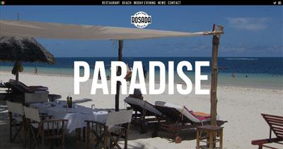 Rosada Beach Bar