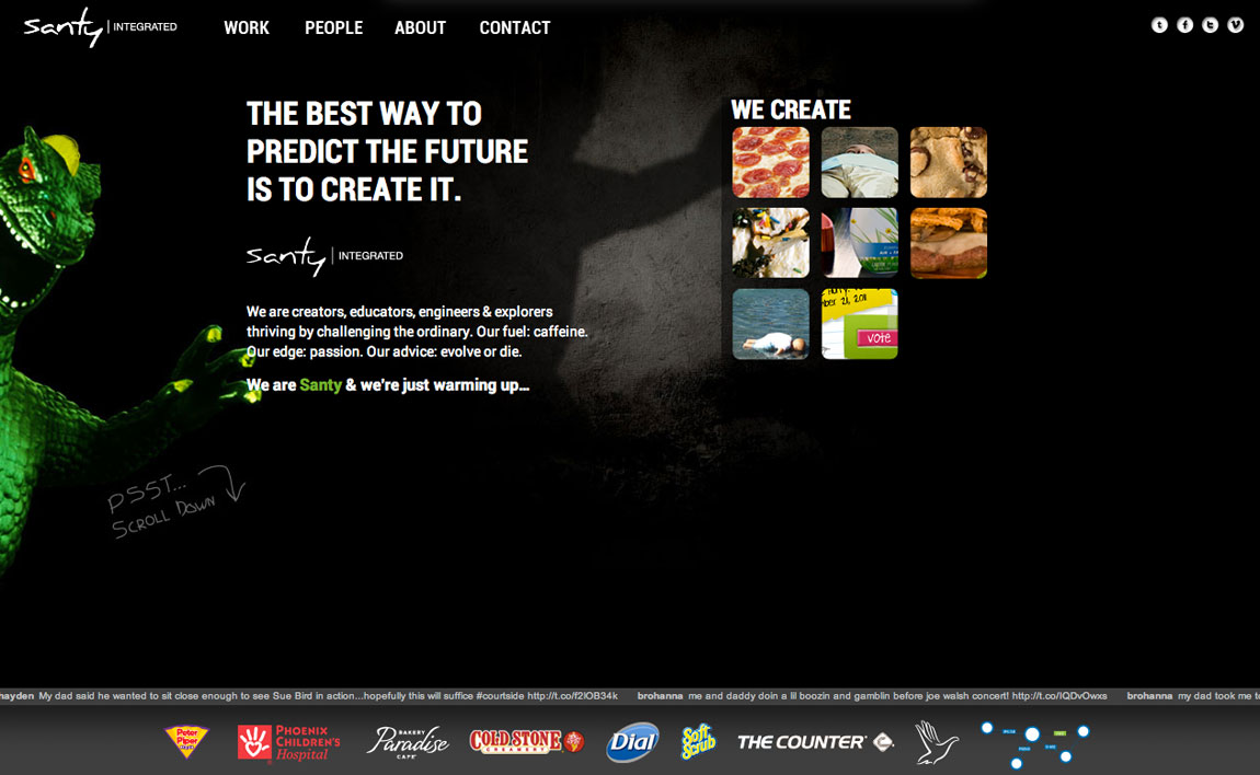 Santy Integrated Big Screenshot