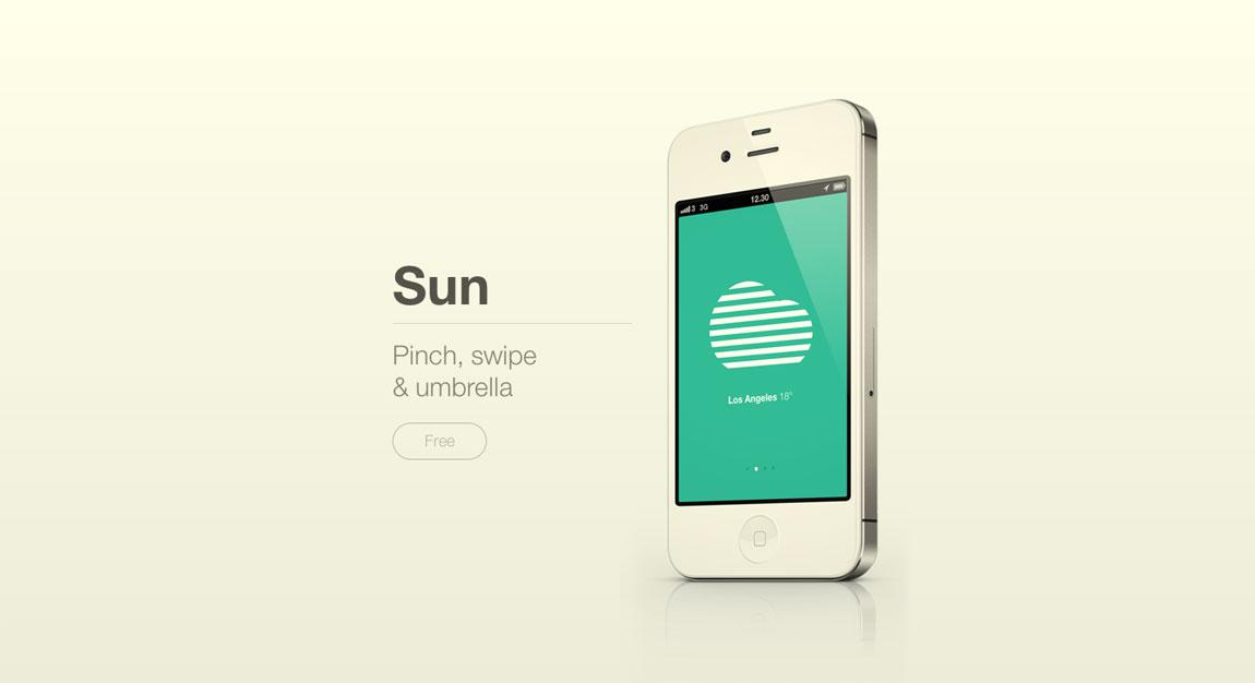 Sun Big Screenshot