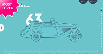 BOND: 007 Cars Evolution