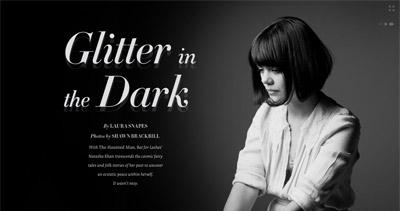 Glitter In The Dark