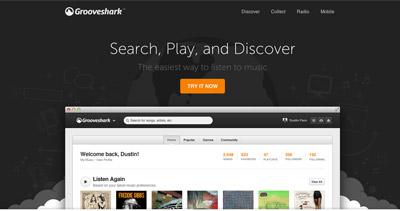 New Grooveshark