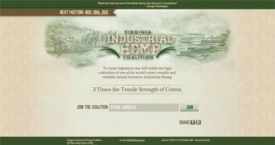 Virginia Industrial Hemp Coalition