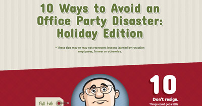 10 Ways to Avoid an Office Party Disaster: Holiday Edition