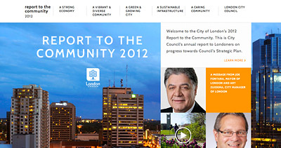 City of London - Community Report 2012