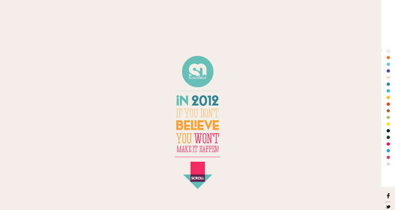 We believe in…