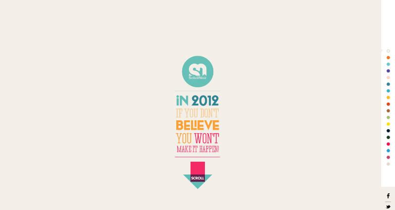 We believe in…