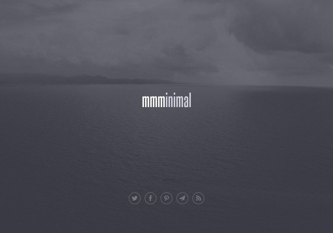 mmminimal Big Screenshot