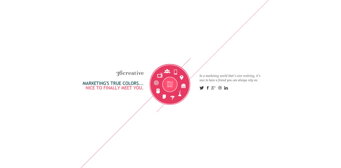 Colors of Marketing Big Screenshot