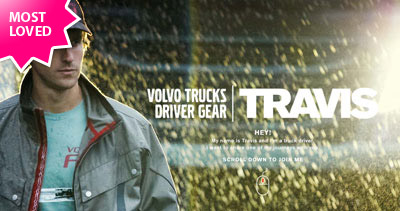 Volvo Trucks Driver Gear: Travis