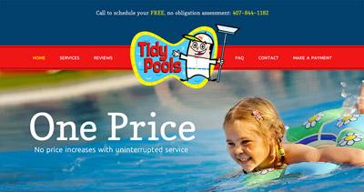 Tidy Pools