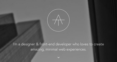 Alan Tippins | Designer & Front-end Developer