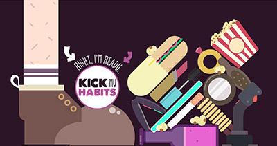 Kick My Habits