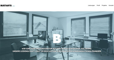 BUSTARTS |Designagentur