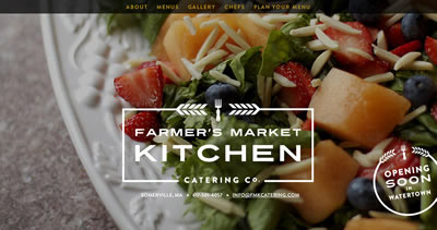 Farmer's Market Kitchen Catering Co.
