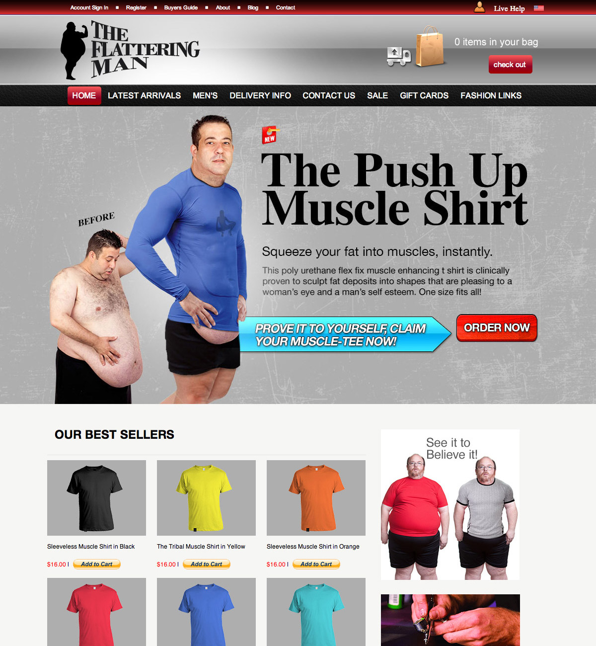 old-spice-the-flattering-man-site
