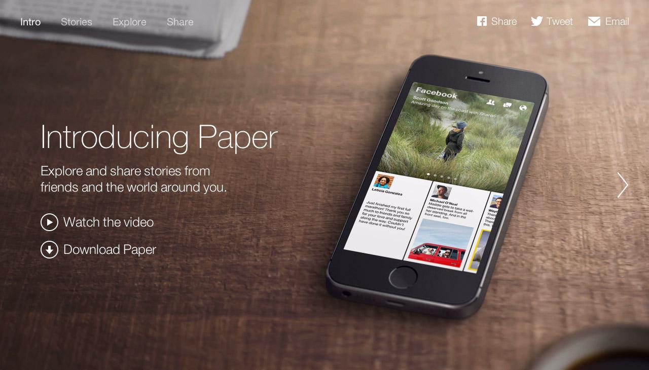 Paper Big Screenshot