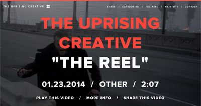 The Uprising Creative | Film + Video