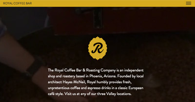 Royal Coffee Bar & Roasting Company