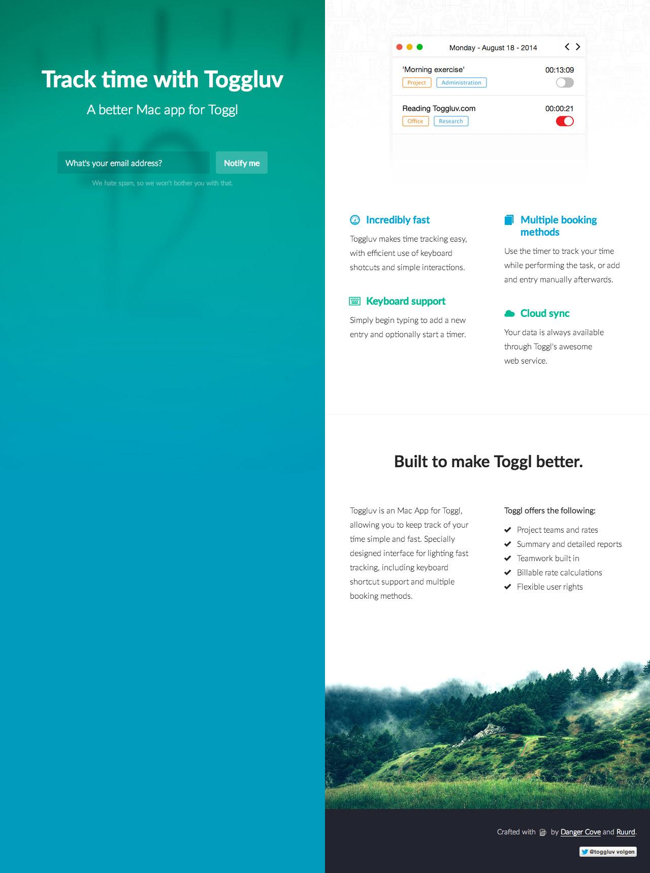 Toggluv Big Screenshot