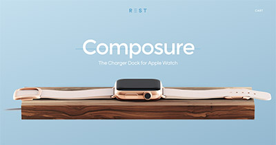 Composure Dock by Rest