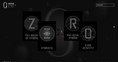 Lexus Hybrid Zero