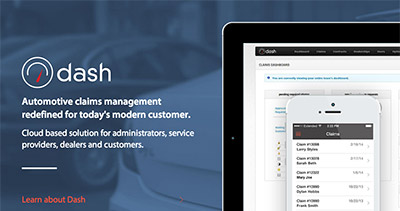 Dash - Automotive claims management - Strategic Apps