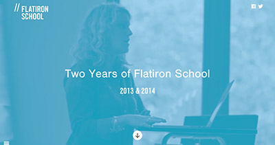 Flatiron School Annual Report