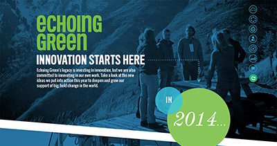 Echoing Green Annual Report