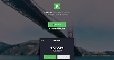 Pixel Counter