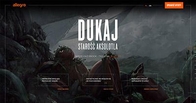 Dukaj. The Old Axolotl
