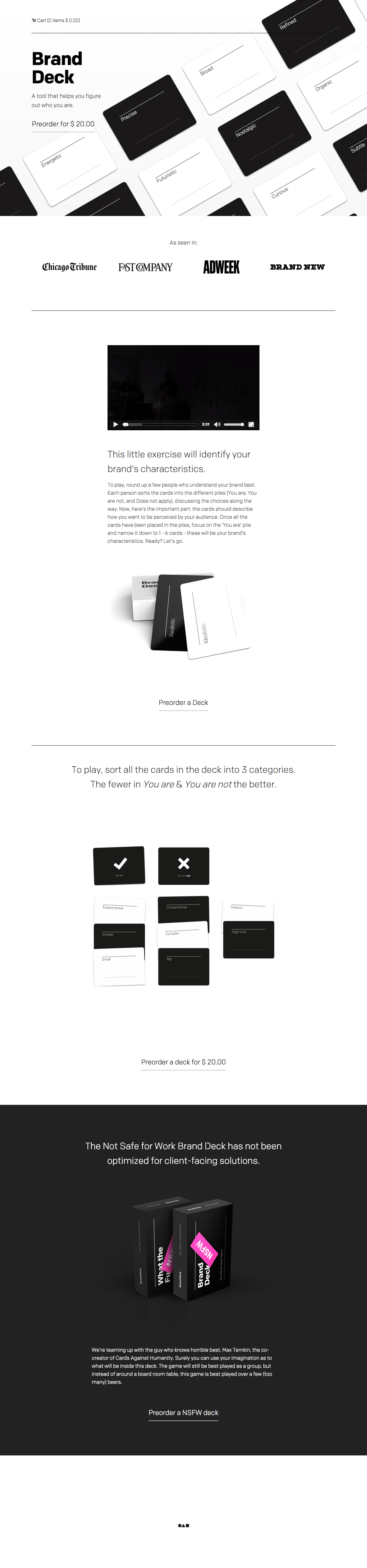 Brand Deck Big Screenshot