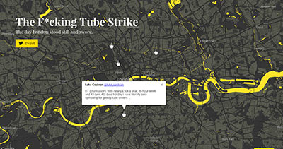 The F*cking Tube Strike