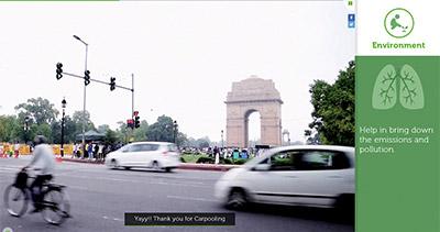 #DelhiCarpools