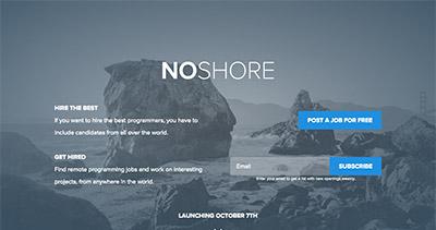 NoShore
