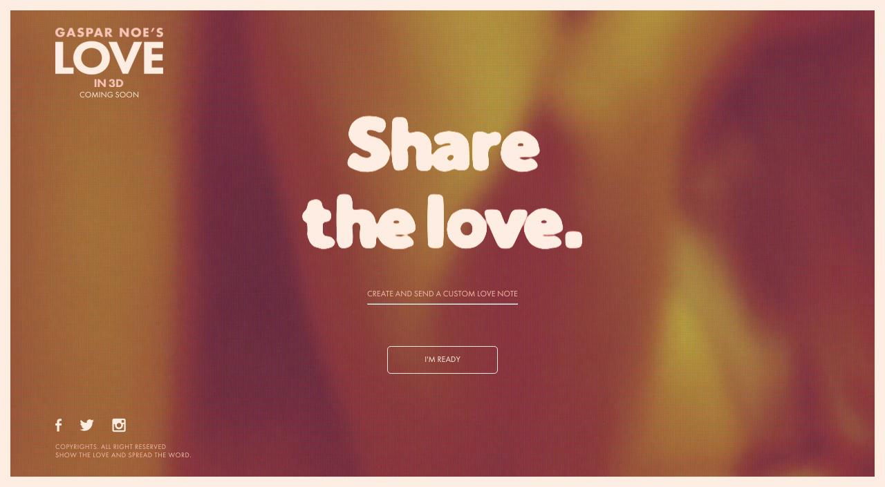 Let's Make LOVE Big Screenshot