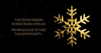 Happy Holidays 2015 from Studio Azura