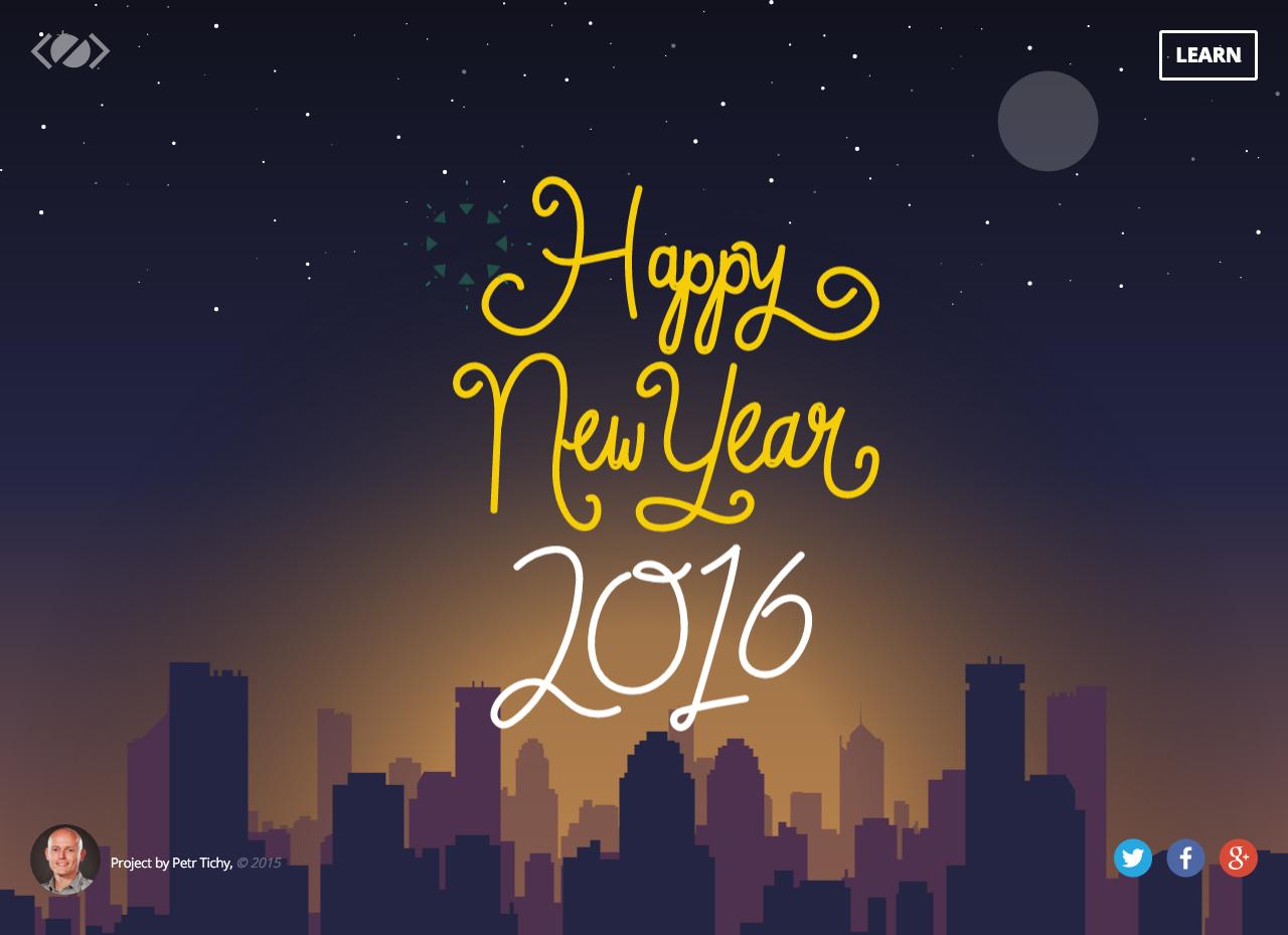 Happy New Year Big Screenshot