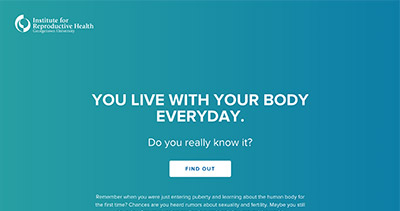 KnowYourBody - Institute for Reproductive Health at Georgetown University